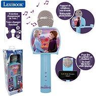 Lexibook Frozen Kabelloses Mikrofon mit Bluetooth Lautsprecher - Mikrofon