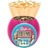 Lexibook Barbie Wecker mit Projektor und Timer - Wecker