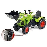 Claas Axos 330 Traktor mit Frontlader - Trettraktor