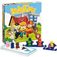 Gesellschaftsspiel Spiel Logic Town - Společenská hra