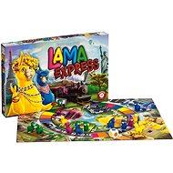 Gesellschaftsspiel Spiel Lama Express