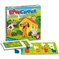 Gesellschaftsspiel Spiel LogiCross