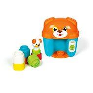 Clementoni Clemmy Baby - Hundewürfel - Spielzeug für die Kleinsten