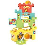 Clementoni Baby Kugelbahn - Spielzeug für die Kleinsten