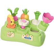 Clementoni Baby Garden - Steckspielzeug - Spielzeug für die Kleinsten