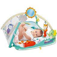 Clementoni Spieldecke mit Babygym und Melodien - 7 Aktivitäten - Spielzeug für die Kleinsten