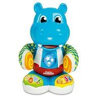 Clementoni Interaktives Spielzeug - Tanzendes Nilpferd Filip - Interaktives Spielzeug