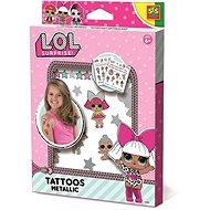 Ses L.O.L. - Metallic Tattoo - Kinderkosmetik