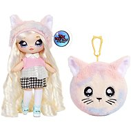 Na! Na! Na! Surprise 2-in-1 Fashion Doll and Plush Purse Series 4 - Paula Purrfect - Puppe
