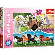 Trefl Puzzle Pferd - 200 Teile - Puzzle