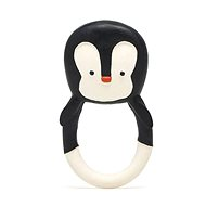 Lanco - Beissring in der Form eines Pinguins - Spielzeug für die Kleinsten