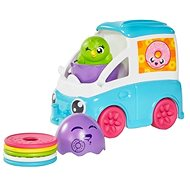 TOOMIES - Spielzeugauto mit Donuts - Spielzeug für die Kleinsten