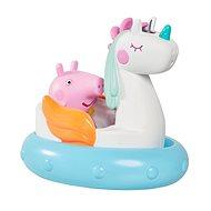 TOOMIES - Schweinchen Peppa mit Einhorn - Wasserspielzeug