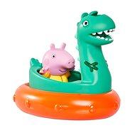 TOOMIES - Schweinchen Tom mit Herrn Dinosaurier - Wasserspielzeug