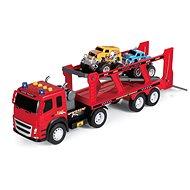 Wiky Traktor mit Effekten - Auto