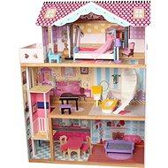 Wiky Holzhaus für Puppen 82x30x110 cm