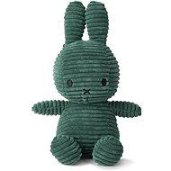 Miffy Sitting Corduroy Dark Green 23 cm - Stoffspielzeug