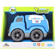 Baby police car with battery - Toy Vehicle