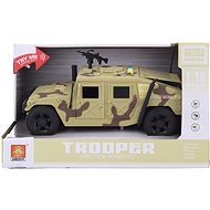 Military car battery - Toy Vehicle