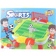 2in1 Fußballspiel - Spielt