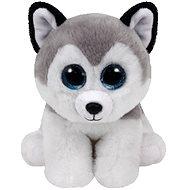Beanie Babies BUFF, 15 cm - Husky - Stoffspielzeug
