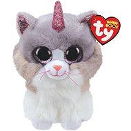 BOOS ASHER, 15 cm - Katze mit Horn - Stoffspielzeug