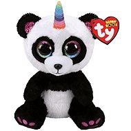 BOOS PARIS, 15 cm - Panda mit Horn - Stoffspielzeug