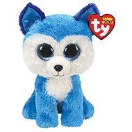 BOOS PRINCE, 15 cm - blauer Husky - Stoffspielzeug