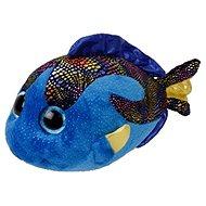 BOOS blau, 24 cm - blauer Fisch - Stoffspielzeug