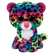 BOOS DOTTY, 42 cm farbiger Leopard - Stoffspielzeug