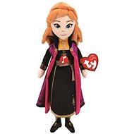 Beanie Buddies Lic Disney Frozen 2 ANNA, 40 cm - Prinzessin mit Sound - Stoffspielzeug