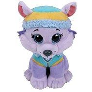 Beanie Babies Lic PAW PATROL, 15 cm - Everest - Stoffspielzeug