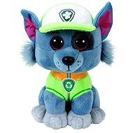 Beanie Babies Lic PAW PATROL, 24 cm - Rocky - Stoffspielzeug