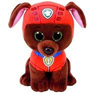Beanie Babies Lic PAW PATROL, 24 cm - Zuma - Stoffspielzeug