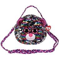 Ty Fashion Sequins Handtasche mit Pailletten DOTTY - Leopard
