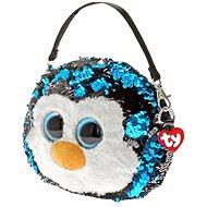 Ty Fashion Sequins Glitzer Handtasche WADDLES - Pinguin