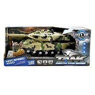 Panzer mit Sound- und Lichteffekten - Panzermodell