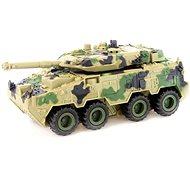 Panzer batteriebetrieben - Tarnlicht - Panzermodell