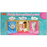 Kreativset - Fuß- und Handabdruckset - Kreatives Spielzeug
