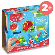Kreativset Maped Creativ Modelliermasse - 4 Farben