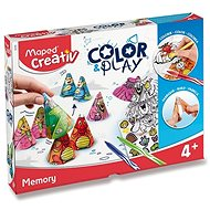 Maped Color & Play Set - Memory-Spiel
