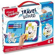 Spielset Maped Travel Board - Magnettafel