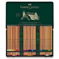 Faber-Castell Pitt Pastellstifte im Metalletui - 60 Farben