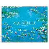 Shkolyaryk Muse Aquarelle A4+ - Skizzenblock