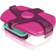 Snack-Box Maped Picnik Concept - Große Snackbox - pink