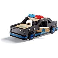 Stanley Jr. K096-SY Bausatz Polizeiauto - Holz - Bausatz