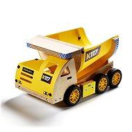 Stanley Jr. K006-SY Kit, LKW, Holz - Bausatz