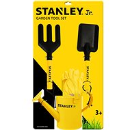 Stanley Jr. SGH008-04-SY Vierteiliges Set Gartengeräte - Kinderwerkzeug