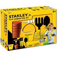 Stanley Jr. SG003-10-SY Gartenset, 10-teilig. - Kinderwerkzeug