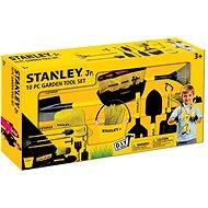 Stanley Jr. SG008-10-SY Gartenset, 10-teilig. - Kinderwerkzeug